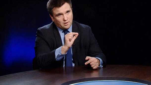 Климкин рассказал, в каких случаях Украина будет применять летальное оружие из США