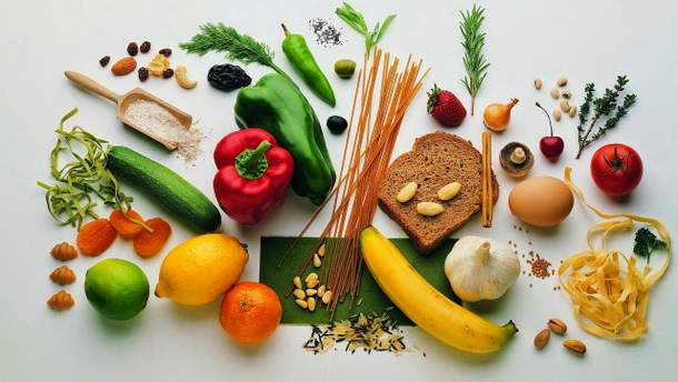 Здорове харчування на свята
