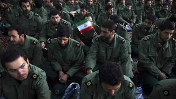 Корпус вартових Ісламської революції