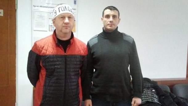Владимир Бугаев и Андрей Карпенко