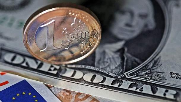 Наличный курс валют 4 января в Украине