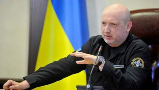 Турчинов прокомментировал заявление Москвы о победе в Сирии