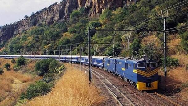 Залізнична аварія у ПАР забрала життя близько 14 осіб