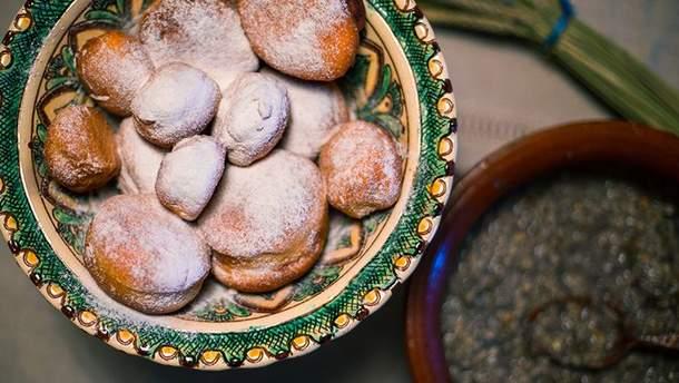 Рецепт пампухів на Святвечір