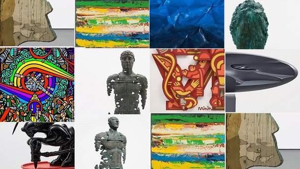 ArtsLooker опубликовал рейтинг украинских арт-работ, которые продали на аукционах в 2017 году