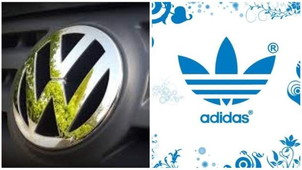 Volkswagen і Adidas відреагували на звинувачення МЗС України щодо роботи в Криму