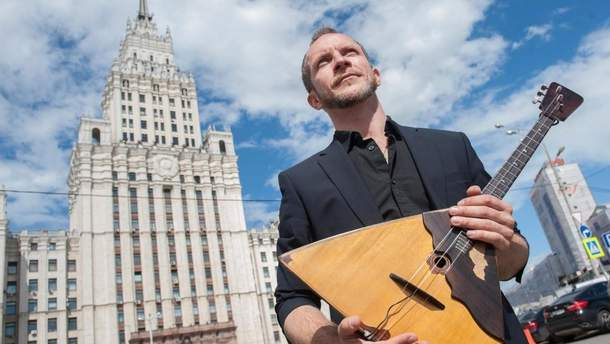 У Росії зарізали популярного музиканта Дмитра Калініна