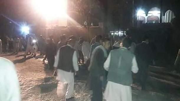 Смертник підірвався біля посольства США у Кабулі