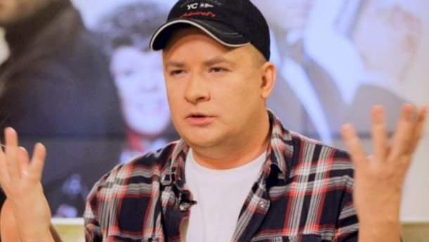Данилко рассказал, что думает об аннексии Крыма и войне на Донбассе