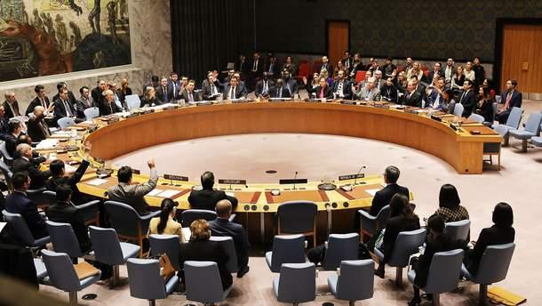 ООН проведе екстрену нараду з ініціативи США