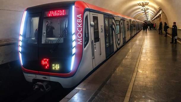 П'яний чоловік влаштував стрілянину у московському метро