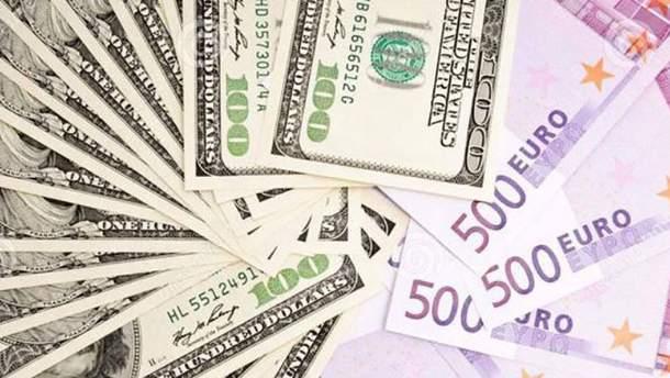 Курс валют  НБУ на 9 січня