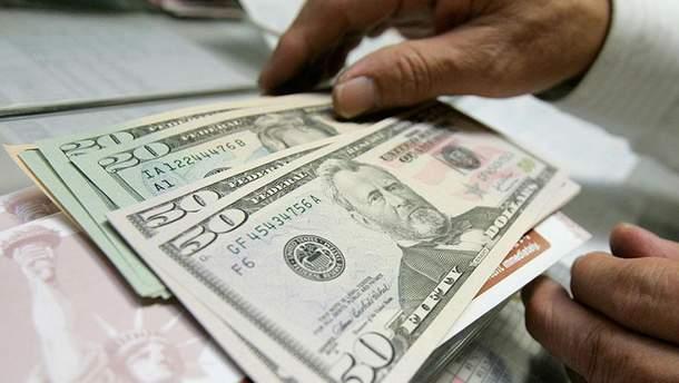 Наличный курс валют 5 января в Украине