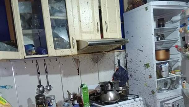 В многоэтажке Харькова прогремел взрыв