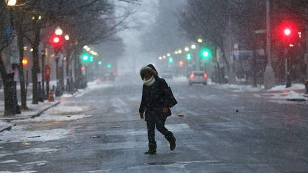 Прогноз погоди на 9 січня