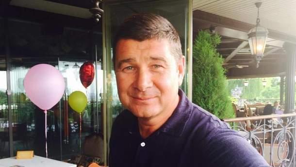 Онищенко похвалився фотографією з Періс Хілтон
