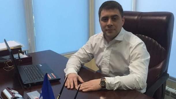 Депутат Черновицкого городского совета Ромео Скрипа