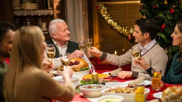 Как не набрать вес во время рождественских праздников: ценные советы