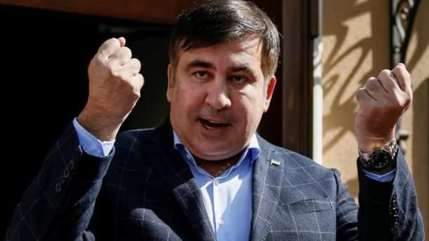 Саакашвили могут экстрадировать в Грузию