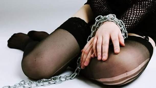 В Киеве задержали злоумышленниц, которые переправляли украинок в сексуальное рабство