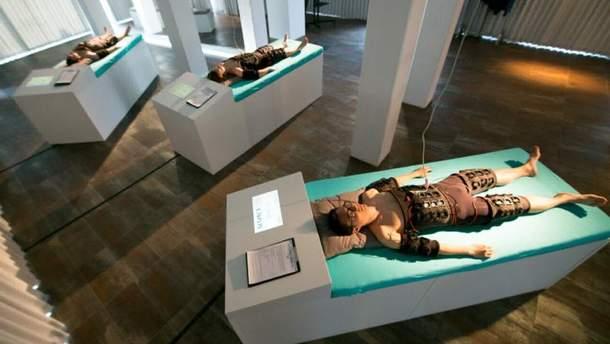 Процес майнінгу теплом людського тіла