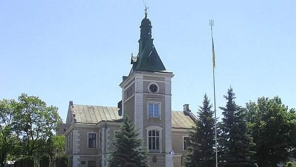 Каменке-Бугская