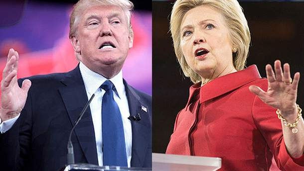 Трамп обвинил Клинтон в сговоре с Россией