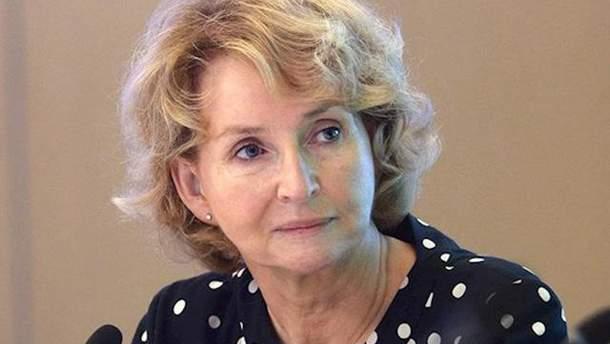 Померла Ірина Чукаєва