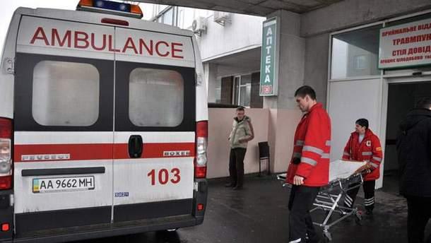 Аварія на трасі Львів – Шегині (ілюстрація)