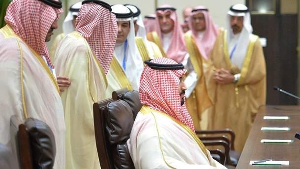 Саудовские принцы