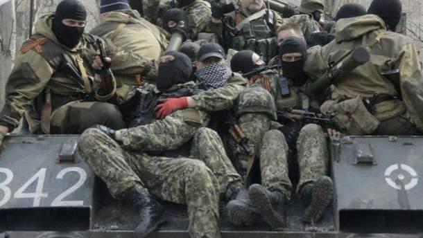 Боевики дезертируют со службы на Донбассе