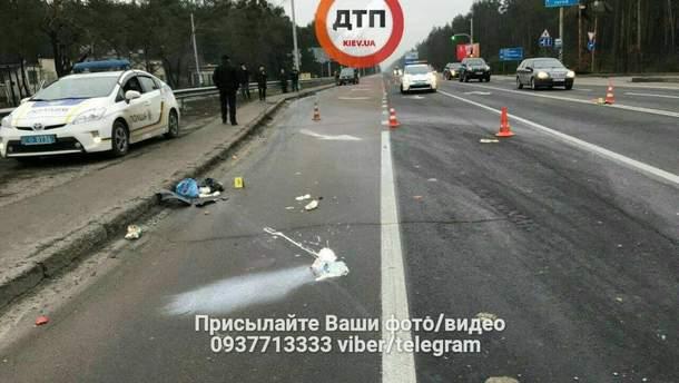 Авария в Конча-Заспе