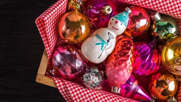 Странные рождественские традиции