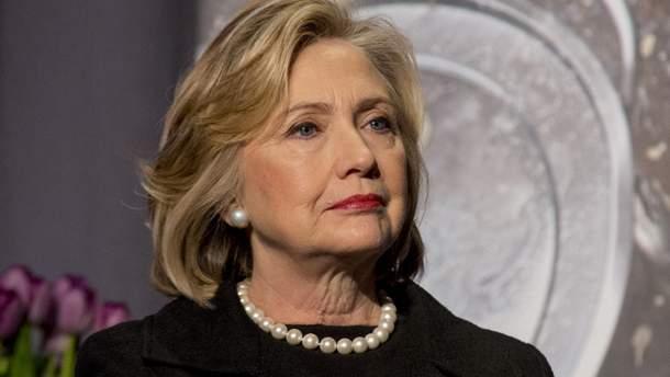 Новое расследование против Хиллари Клинтон
