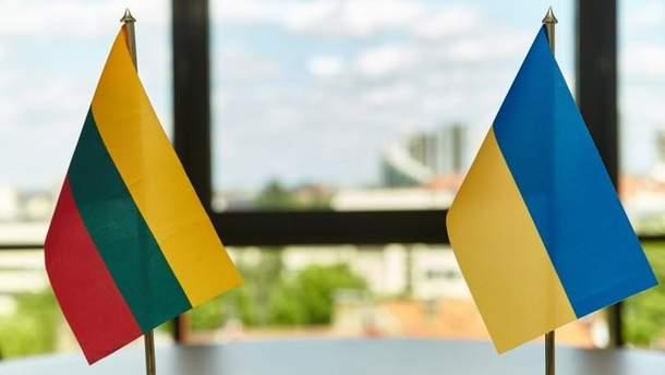 Візи для українців в Литві