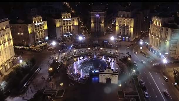 Киев в клипе Калум Скотт – You Are The Reason