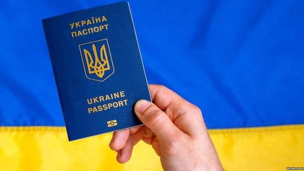 Громадянство України