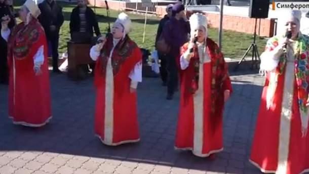 Різдво у Криму 2018