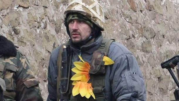 Помер ветеран АТО Олександр Балецький