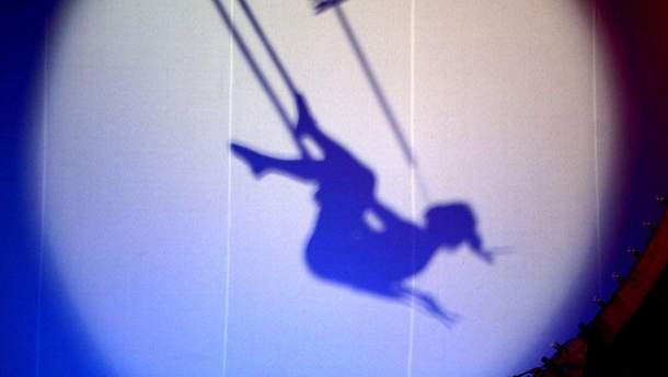 Росіянка впала з висоти під час циркової вистави у Білорусі