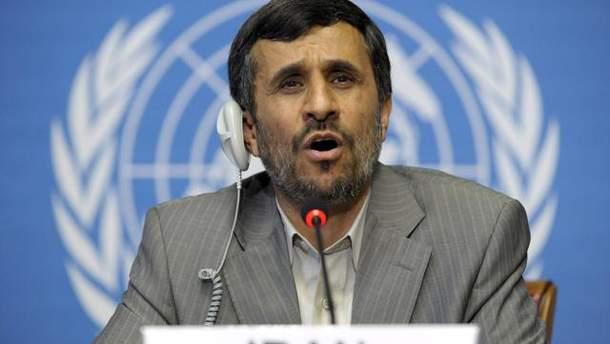 В Иране арестовали экс-президента Махмуда Ахмадинежада