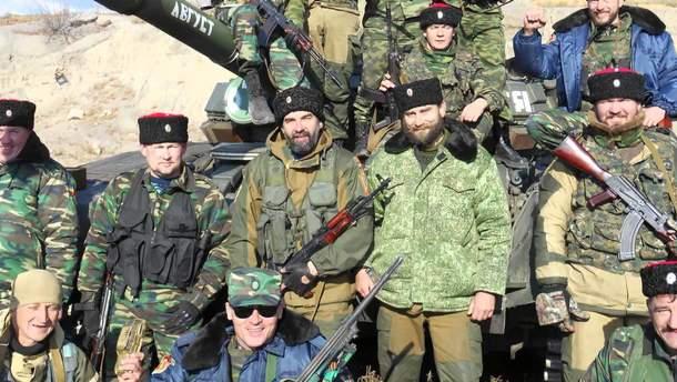 """""""Донские казаки"""" на Донбассе пытают украинских заложников"""