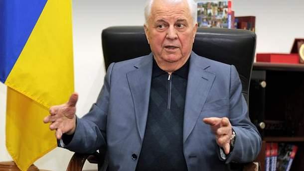 Кравчук виступає за вступ України до НАТО