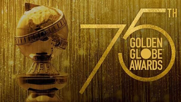Золотой глобус 2018 – победители премии