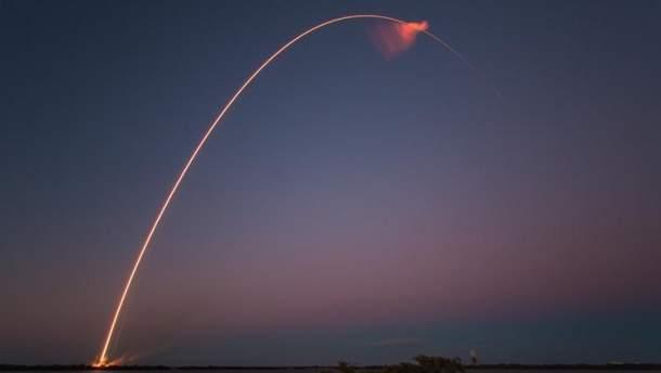 Запуск Space X