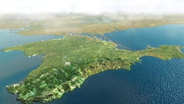 Военные самолеты США совершили разведку у Крыма