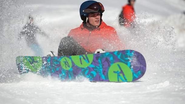 Украина поставляет в ЕС больше всего лыж и сноубордов