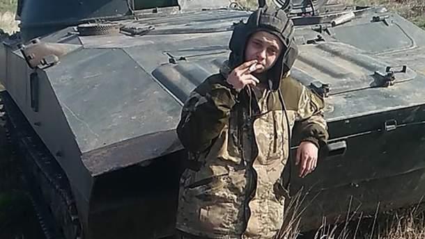 Погиб террорист Владимир Чередниченко