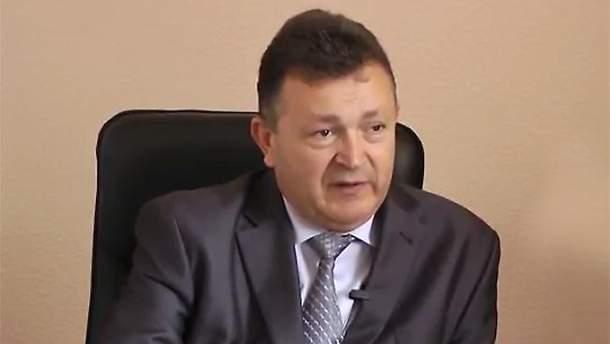 Арест Петра Михальчевского