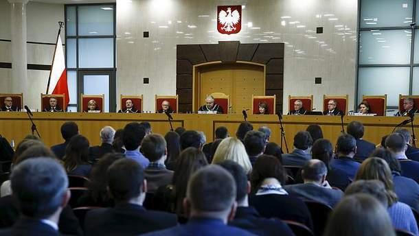 Отставки в польском правительстве